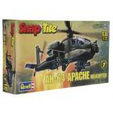 Snap Tite AH-64 Apache Helicopter Model Kit